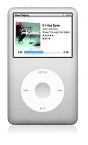 Apple iPod classic 7th Generation Silver 160GB A1238