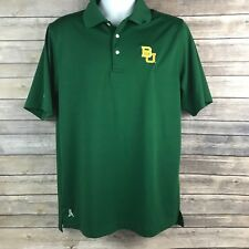 Baylor Bears Ping Golf Shirt Green Size medium Big 12