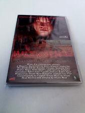 "DVD ""MALEVOLENCE"" STEVAN MENA BRANDON JAHNSON SAMANTHA DARK"
