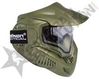Valken MI-7 Paintball Goggles Mask Thermal Olive