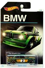 2016 Hot Wheels BMW Series #4 BMW 2002