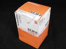 KNECHT / MAHLE KX 68 D Benzinfilter, Kraftstofffilter, NEU, OVP