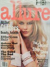 US Allure Claudia Schiffer December 1992
