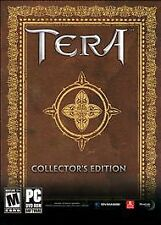 Tera: Collector's Edition PC, 2012 NEW