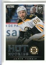 JAMIE TARDIF 2013-14 Score Red Back Hot ROOKIE #613 Boston Bruins Panini RC