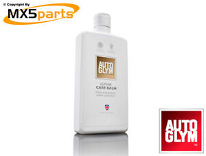 Autoglym Leather Care Balm 500ml Car Leather Upholstery Feeds Cares & Protects