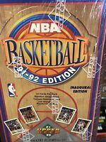 1991 Upper Deck Basketball Box 36 Packs Factory Sealed Possible PSA 10 Jordan