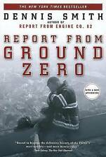 Report from Ground Zero by Dennis Smith (Paperback, 2003) 911 NYFD