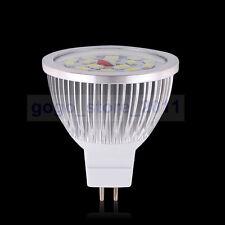 6W MR16 15 LED SMD Lamp Bulbs light Warm White 12V 450-500Lm 5630 Chip