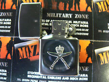 Army Military Regimental Lighter With Gurkha Brigade On Front Version 1