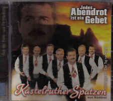 Kastelruther Spatzen-Jedes Abedrot ist ein Gebet cd Album