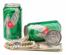 Brand Name Can Diversion Home Travel Safe 7-Up Soda Can