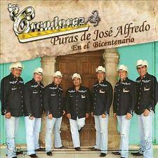 Los Creadorez del Pasito Duranguense Puras de Jose Alfredo en el Bicentenario CD