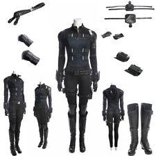 Avengers 3: Black Widow Infinity War Natasha Romanoff Cosplay Costume Outfit
