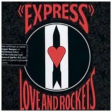 Love and Rockets - Express (Remastered) [CD]