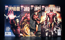 COMICS: Marvel: Iron Man #79-82 (vol 3, 2004) - RARE