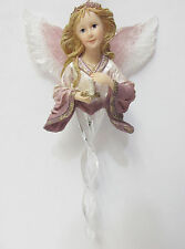 "Boyds 25105-1E ""Alessandra"" Guardian of Hope, Charming Angel Ornament, Nib Mint"