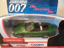 Corgi 1:43 TY07601 James Bond 007 'Ultimate Collection'  JAGUAR XKR  mint!