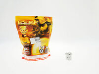 4000 Pellets 0,25 Grams G & G Perfect Spherical Weight 1 Kilo