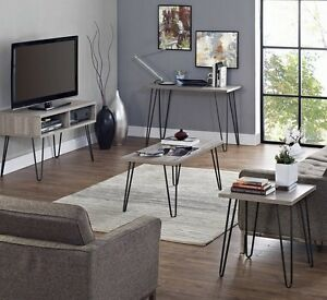 Hairpin Premium Table Legs Set of 4 Industrial  - The Most Complete Specialist !