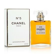 Chanel No. 5 100ml Women's Eau de Parfum Spray - Brand New - RRP $260
