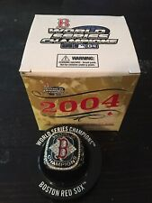 Boston Red Sox 2004 World Series champions  replica ring SGA Fenway UNOPENED NIB