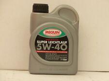 Meguin Megol Motoröl Super Leichtlauf vollsynt SAE 5W-40 1 Ltr
