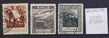 ! Liechtenstein 1930.   Stamp. YT#101,102,103. €57.50 !