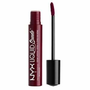 NYX Liquid Suede Cream Lipstick - Choose Your Shade