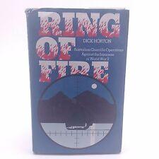 Ring Of Fire Dick Horton HC 1983
