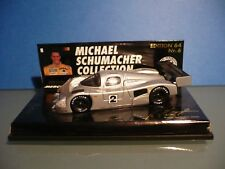 Paul's Model Art / Minichamps Michael Schumacher Collection Mercedes-Benz C291