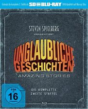 Steven Spielberg`s Amazing Stories season 2 second  SD on Blu-Ray