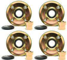 OEM Toro 30'' TimeMaster, TurfMaster Deck Pulley 131-4529, 131-4509, 125-2532