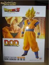 Megahouse Dimension of Dragonball DOD Super Saiyan Son Goku 4535123817236 New