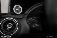 SNOW VC50 Controller Air Vent Gauge Pod (mounting kit) Fit Audi A3 S3(8V) Cooler