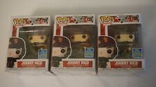 Lot of 3 Funko Pop! Starship Troopers - Johnny Rico 2019 SDCC Shared exclusive