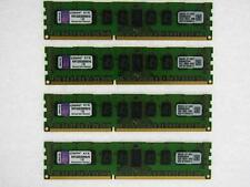 NEW! Kingston 16GB (4x4GB) Memory KVR1333D3D8R9S/4G DDR3-1333 ECC Registered
