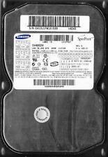 SAMSUNG SPINPOINT SV4002H 40GB IDE HARD DRIVE  FIRMWARE: 100-07  V4040