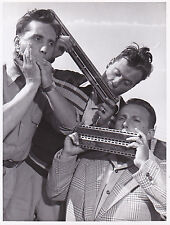 Albert Raisner Trio Schlagerparade Erik Ode Original Vintage 1953