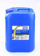 1x20l LSL 5W30 Motoröl für Longlife III VW SEAT SKODA AUDI 20 Liter