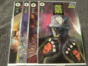 1995 DARK HORSE Comics COLORS IN BLACK #1-4 Complete Series - SPIKE LEE - VF/MT
