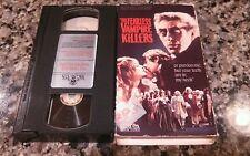 The Fearless Vampire Killers Rare VHS! 1966 Blood Sucker Terror! Jack MacGovwem