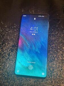 Samsung Galaxy S10 SM-G973U - 128GB - Black (Sprint) -Fair condition Works Great