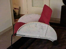 Kartell armchair 4814 by Anna Castelli Ferrieri design in years '80 perfect
