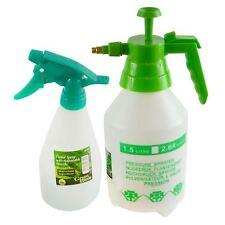 Spray Mist Bottle Nozzle 2pc Set Planting Gardening Watering Pressure Sprayer