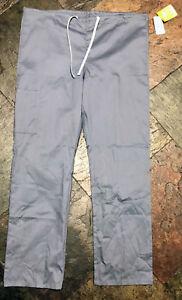 All Day by Landau Unisex Cargo Scrub X-Small Flexible Twill Pants