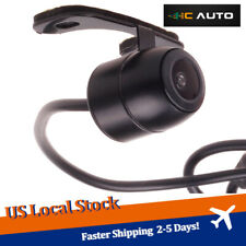 Car Front View Forward Camera for Parking Monitor Non mirror image without lines