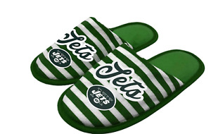 NFL New York Jets Scuff Slippers Women's Small