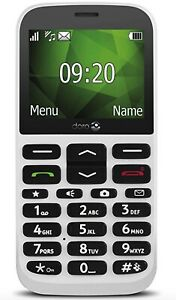 NEW Elderly OAP Big Button Mobile Phone Easy Dial - Doro 1370 incs £10 Top Up