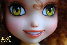 OOAK custom Mattel Disney Princess Sofia repainted big styling doll head